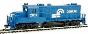 MANTUA-414107-HO-SCALE-Conrail-2109-GP20-EMD-GP20-Diesel-MRC-DC-DCC-Sound