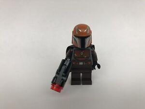 Lego Star Wars Mandalorian Warrior 75267 Mini Figure