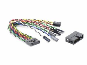 supermicro front panel 16 pin split cable power led reset. Black Bedroom Furniture Sets. Home Design Ideas