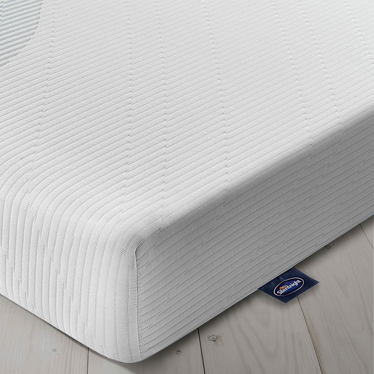 Silentnight Now 5 Zone Rolled Memory Foam Mattress Single Double Amp King Size Ebay