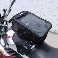 Waterproof Motorcycle Motorbike Magnetic Tank Bag Expandable Fuel Winter MB08