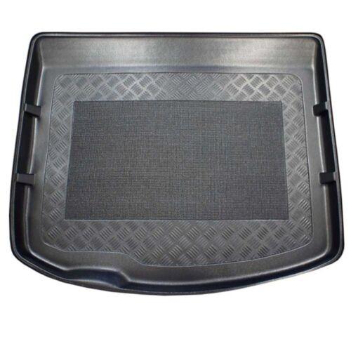 Kofferraumwanne Antirutsch für Mazda 3 Sport BL 2009-2013  Boden tief
