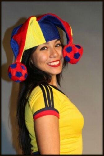 Jester Hat Venezuela Soccer Copa America Colombia Halloween 1 Ecuador