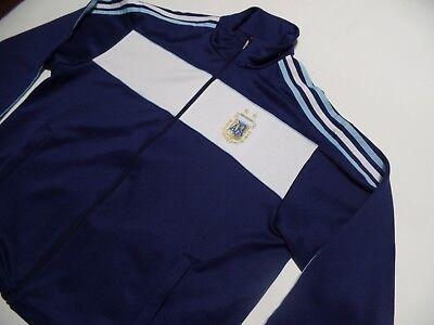 2006 Adidas Germany World Cup Argentina Navy Blue men