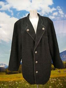 Details zu Schneiders leichte Walkjacke sehr weit geschnitten in schwarz Janker Jacke Gr.52