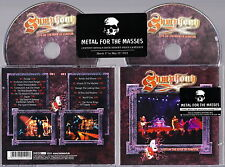 SYMPHONY X - Live On The Edge Of Forever + Download Card (2001) 2 CD New RARE