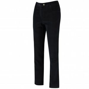 Regatta-Womens-Dariela-Cotton-Cords-Corduroy-Trousers-Navy-RRP-40