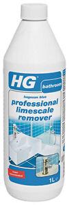 HG-Professioneller-Kalkablagerungen-Entferner-1-Liter-konzentrierte-Waschbecken-Toilette-Entkalker