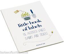 Kitchen Craft Big Book Of 116 Homemade Jam Jar Chutney Preserve Sticky Labels