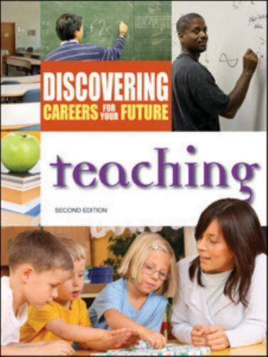 Teaching (Discovering Careers for Your Future)-ExLibrary