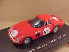 Eagle's Race 1/43 Diecast Ferrari 250 GTO 64, 1964 Tour de France #170  #1037