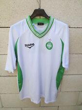 VINTAGE Maillot ASSE SAINT-ETIENNE training entrainement shirt DUARIG football L