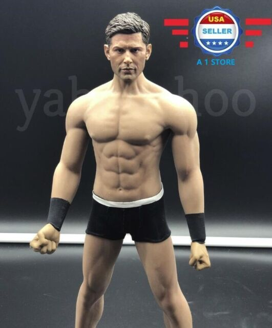 "1:6 Supernatural Dean Winchester Jensen Ackles Head Sculpt F 12/"" Figure Body"