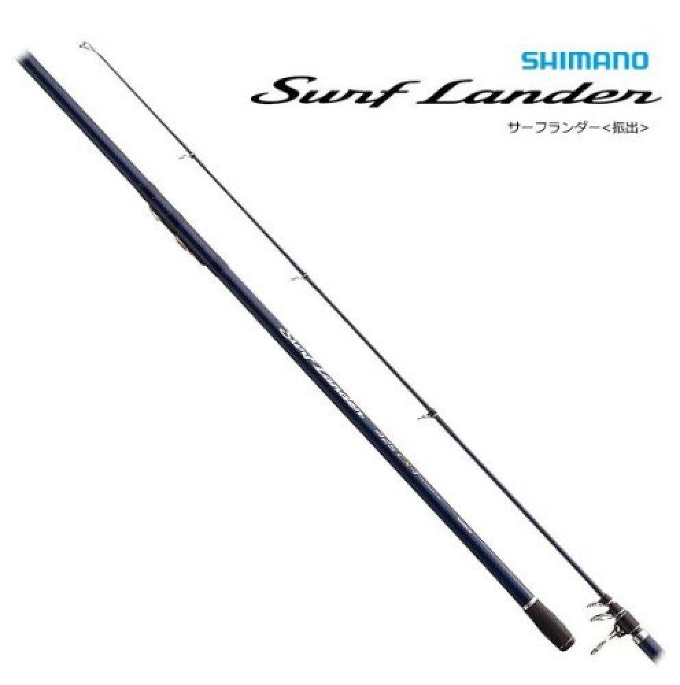 Shimano Surf Lander 405bx-t 401cm Telescópico Pesca