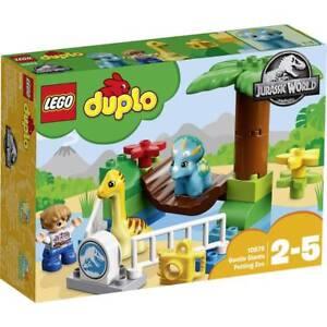LEGO-Duplo-10879-Gentle-Giants-Petting-Zoo-Brand-New