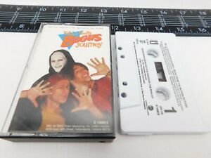 Rare-Bill-amp-Ted-039-s-Bogus-Journey-White-Cassette-Soundtrack-Audio-Tape-91725-4