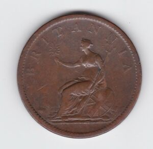 Token-1-Penny-Annand-Smith-amp-Co-Family-Grocers-Melbourne-Victoria-Australia
