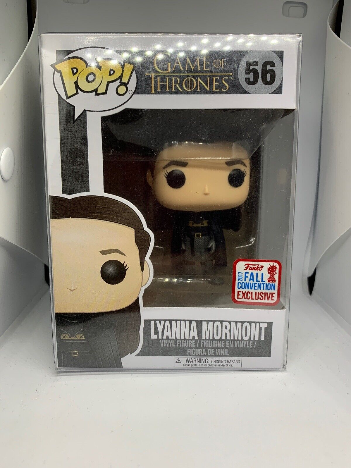 divertiessitoko Pop gioco Of Thrones Lyanna Mormont NYCC Sharosso Exclusive SEE PICS