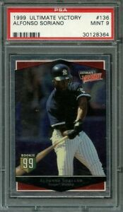 1999-ultimate-victory-136-ALFONSO-SORIANO-new-york-yankees-rookie-card-PSA-9