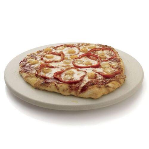 """GRILL tqapp 23T Ynni Universal 9/"""" in Ceramica Pizza pietra per 13/"""" BARBECUE kamado"""