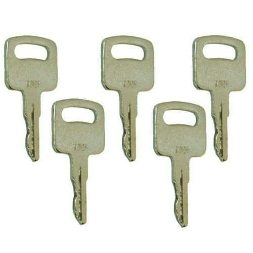 5 JLG and Upright Man Lift /& Scissors Lift Ignition Keys  2860030 9901