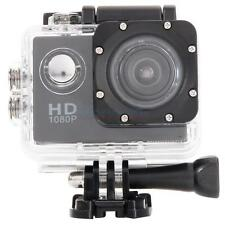 "Outdoor 2.0"" LCD HD 1080P Waterproof Sports DV 140 degree Abgle Lens Black"