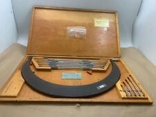 Scherr Amp Tumico Micrometer Set