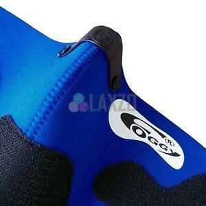 Respro-Brouillard-Masque-Moto-Integral-Breathe-Protection-Bleu