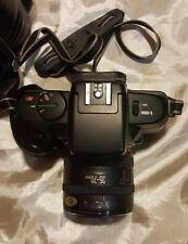 CANON EOS 750 Fotocamera reflex vintage camera con custodia originale a tracolla