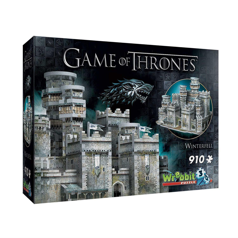 gioco OF THRONES Gree Inverno 3D Puzzle   fino al 65% di sconto