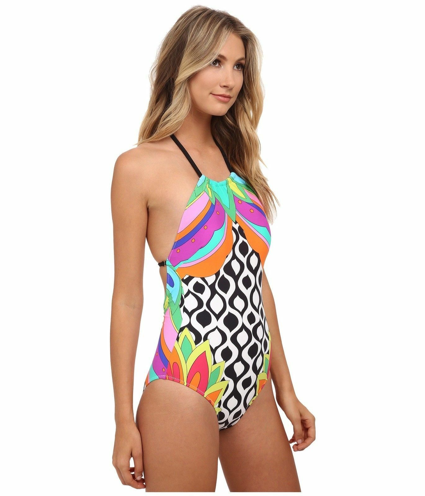 NWT Trina Turk Monokinis and one-piece swimsuits Size 10