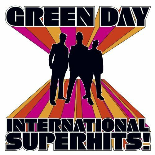 1 of 1 - Green Day - International Superhits! Parental Advisory [E... - Green Day CD ZEVG