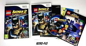 Lego-Batman-2-DC-Super-Heroes-Jeu-Nintendo-Wii-Complet-PAL