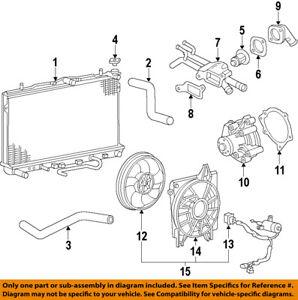 hyundai oem 11 14 sonata engine cooling fan motor 253863r170 ebay hyundai engine parts image is loading hyundai oem 11 14 sonata engine cooling fan