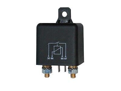 Hochleistungs-Lastrelais 12V 100 bis 200 Ampere - Relais, Trennrelais