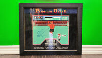 Tyson Autographed NES Punch-Out! Photo Mississauga / Peel Region Toronto (GTA) Preview