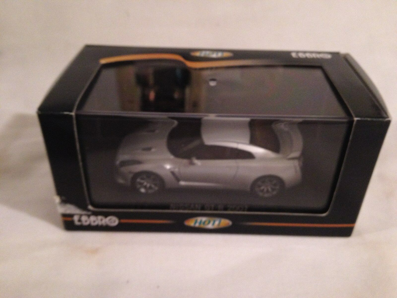 EBBRO  1 43 NISSAN GT-R  2007   RT HAND DRIVE