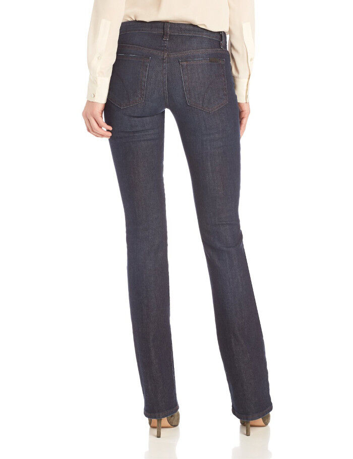 NWT JOE'S The Honey Curvy Bootcut Stretch Jeans Size 26 in Dahlia Dark bluee NEW