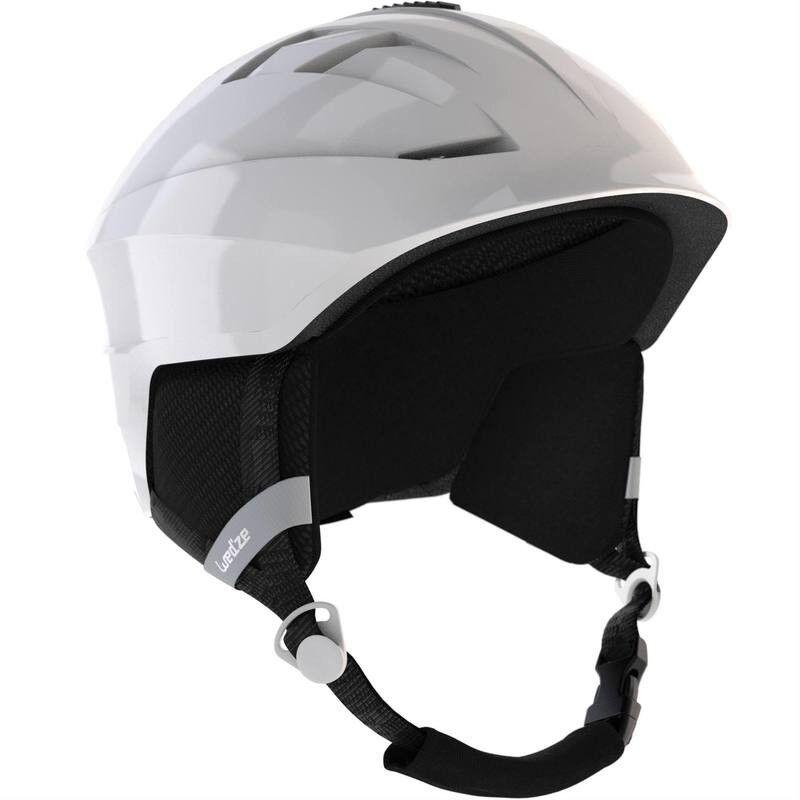 CASCO per adulti H 54-58 300 Sci e Snowboard 54-58 H cm-Bianco 4166c8