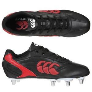 Crampon Canterbury Phoenix Ii Club 8 Stud Chaussures Neuves Avec Boite P39 (6uk)