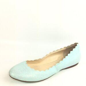 Betey M Johnson taglia blu piatte Dance glitter con chiaro di 6 Ballerine 887474886695 Womens wg1qC44