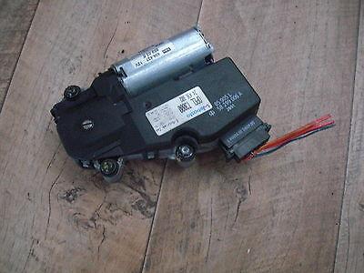 Schiebedachmotor komplett mit Zubehör OPEL Calibra