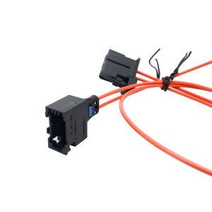 MOST-Fibre-Optic-Loop-Cable-Bypass-Connector-fits-Mercedes-BMW-Porsche-Audi-VW