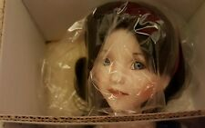 Snow White Porcelain Doll Knowles Fairy Tale Collection NIB Dianna Effner