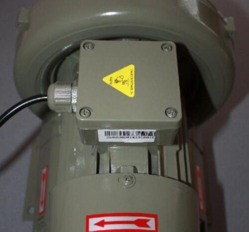 Professional Side Channel Compressor Side Channel Blower Ring Compressor baugebläse NEW