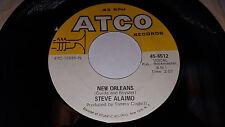 "STEVE ALAIMO New Orleans / Ooh Poo Pah Doo 7"" 45rpm Atco 45-6512"