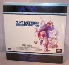 Laserdisc {1} * The Eiger Sanction * Clint Eastwood George Kennedy Vonetta McGee