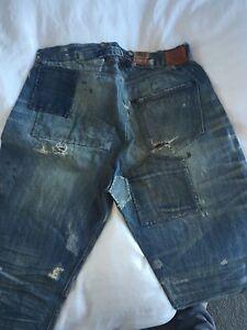 4f317bf3 Levi's vintage clothing LVC - 501 XX Limited 1890 Spur Bites size 34 ...