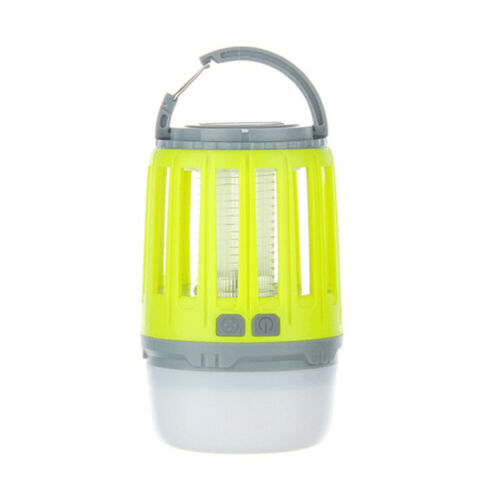 Mosquito Killer Lamp Camping Light USB Rechargeable Waterproof Tent Lantern