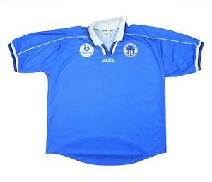 SLOVAN LIBEREC 2002-03 Authentic Home Shirt (eccellente) XL soccer jersey